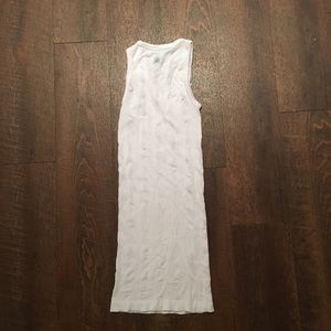 Athleta | Soft White Tank Size M